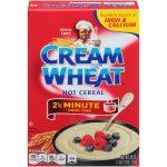 Hot Cereal & Pancake Mixes
